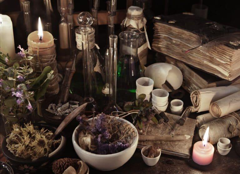 Lebensenergie Mittelalter