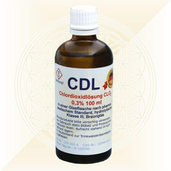 CDL CDS Chlordioxidlösung 100ml