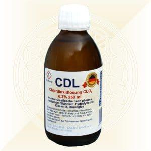 CDL CDS Chlordioxidlösung 250ml